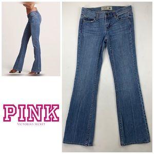 PINK Victoria's Secret Bootcut Jeans 👖